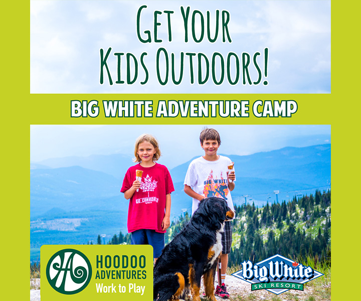 Big White Adventure Camp