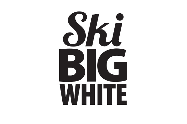 Ski Big White Stacked Logo