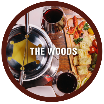 The Woods - Walk, Dine & Wine