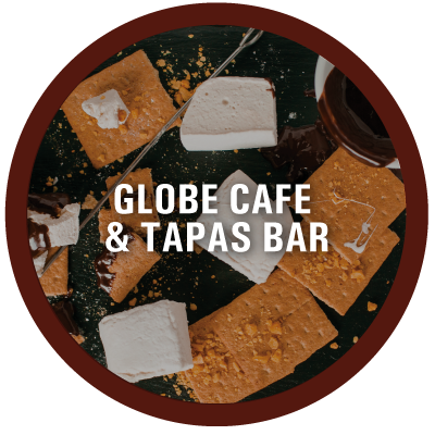 Globe Cafe - walk, dine & wine