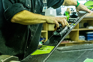 Save on Ski and Snowboard repairs