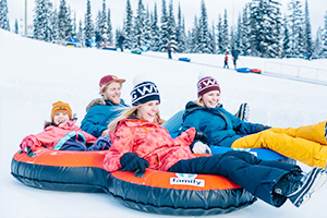 Save On Big White Tube Park