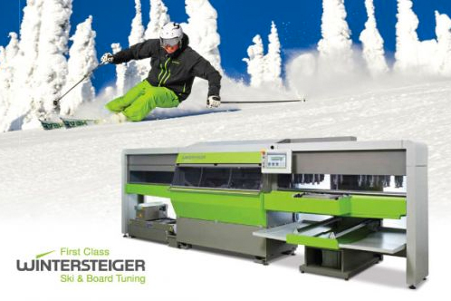 Wintersteiger Ski & Board Tuning