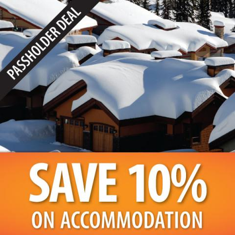 Passholder Accommodation Discount