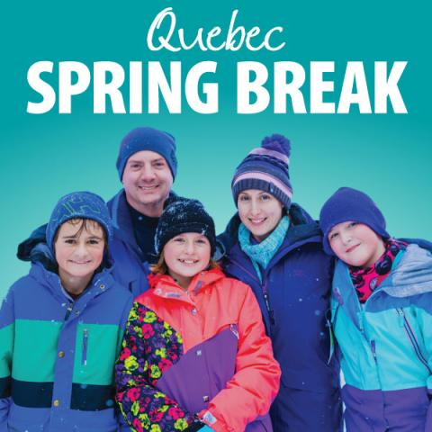 Quebec Spring Break icon
