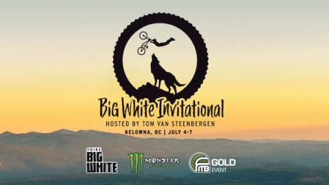 Big White Invitational Slopestyle Hosted by Tom van Steenbergen